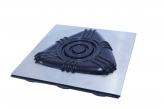洗濯機向け 防振・防音パッド 4ケセット 滑り止め付 B100-84+SP