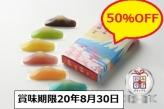 50%OFF わけあり 春吉富士 富士山ようかん 賞味期限20年8月30日