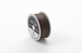 WAX CORD/BROWN/ 0.5㎜ /30meter
