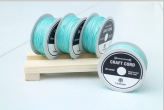 WAX CORD/ MINT GREEN/ 0.5㎜ /30meter