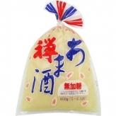 カネジュウ 甘酒 無加糖 禅400g(4~6人前)