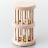 エドハインター いろはタワー 安心安全 日本製の木のおもちゃ ご出産祝いに