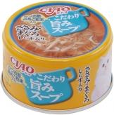 〈CIAO 旨みスープ〉ささみ・まぐろ しらす入り 48缶