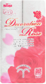 デコレーションローズ(ピンク) 【12ロール×8パック入】
