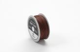 WAX CORD/TERRACOTTA/ 0.5㎜ /30meter