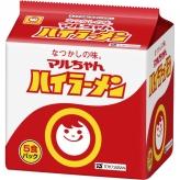 東洋水産 マルちゃん ハイラーメン 5食パック