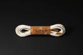 150cm WAX' SHOE LACE -ROUND-/ NATURAL