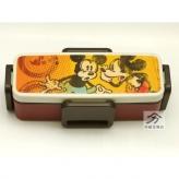 ミッキーマウス 2段弁当箱550ml ディズニー JZWFL6
