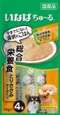〈いなば ちゅ~る〉総合栄養食 とりささみ チーズ入り 48パック