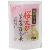 小倉食品 駿河産桜海老炊き込みご飯の素