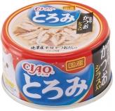 〈CIAO とろみ〉ささみ・かつお シラス入り 48缶