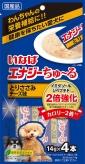 〈エナジーちゅ~る〉とりささみ チーズ味48本