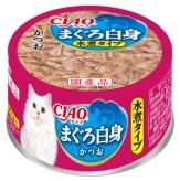〈CIAO 水煮タイプ〉まぐろ白身 かつお 48缶