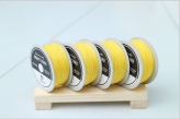 WAX CORD/ YELLOW/ 0.5㎜ /30meter