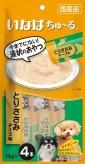 〈いなば ちゅ~る〉とりささみ チーズ味 48パック