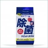 天然アルコール除菌ウェットタオル詰替え 1ケース