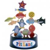 ピットランド 水族館