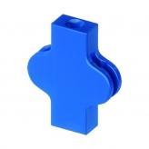LaQ ラキュー フリースタイル50 ブルー 50ピース No.4