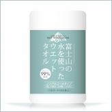 富士山の水99%ウェットタオルボトル 1ケース