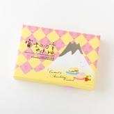 富士の白雪  いちごカスタード詰め合わせ