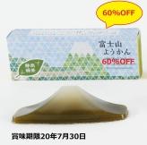 60%OFF わけあり 春吉富士-静岡緑茶ようかん-  賞味期限20年7月30日