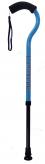 杖『FLAMINGO2(フラミンゴ2)』 【サイズ伸縮式】シアンブルー