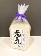 特別栽培米「元気くん」精米こしひかり2kg