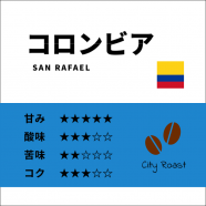 コロンビア サンラファエル 100g/200g