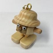 トコロボ ストラップ(探検帽)