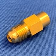 冷媒用 チェックジョイント 配管バルブコアタイプ(1/2-20UNF用)