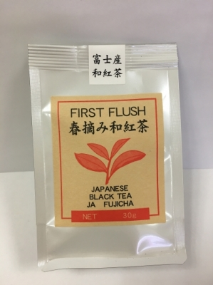 春摘み和紅茶