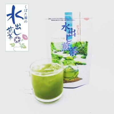 ゴクゴク飲みたい水出し煎茶 専門店の冷茶ティーバッグ 5gパ